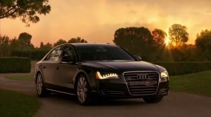 Audi Commercial Capture