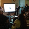 A local coworking space hosts a discussion of how businesses can use Google+.