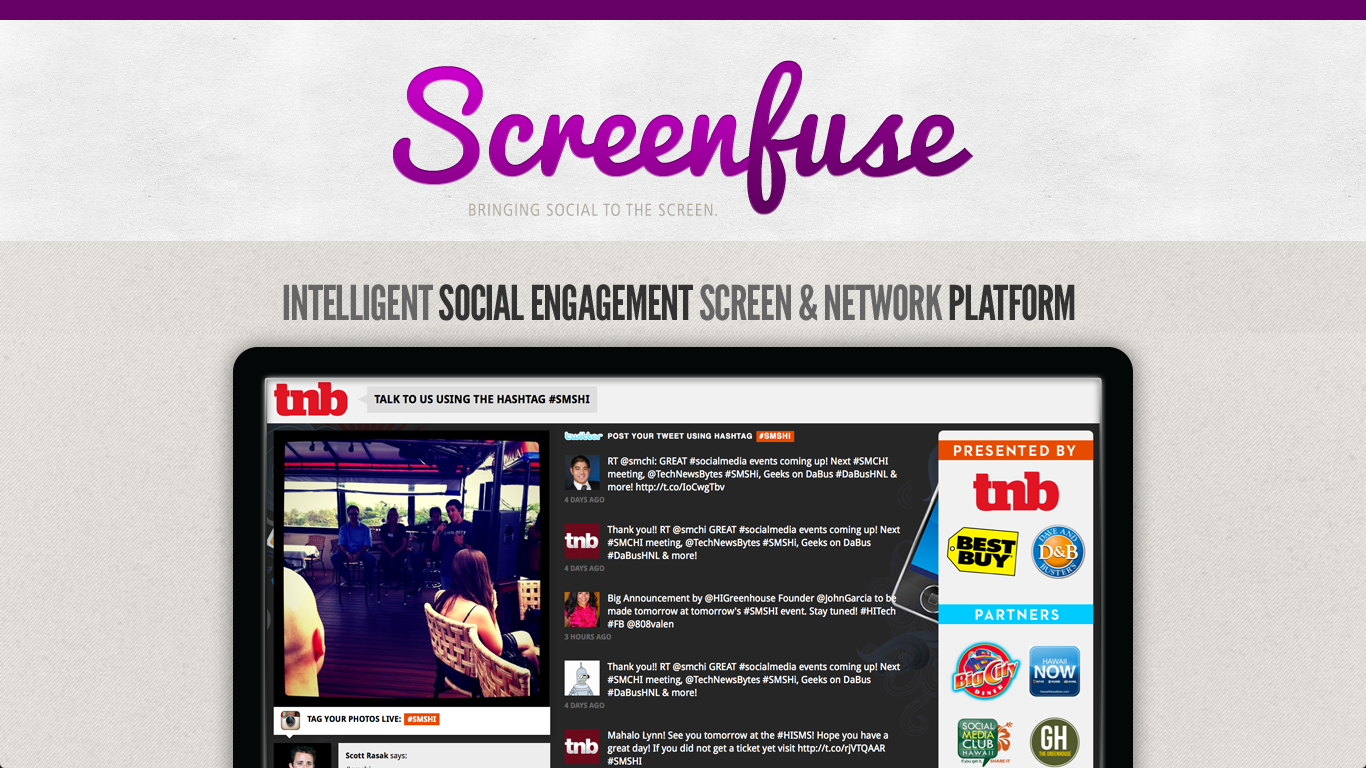 Screenfuse Screenshot